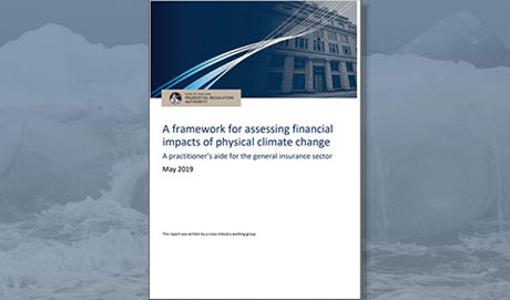 Bank of England Report on Climate Change for Insurers